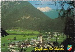 Grüße Aus St. Martin - Pinzgauer Saalachtal - Lofer - (Salzburgerland, Austria) - Lofer