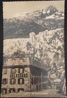 CPA, Hotel Belvedère (2300 M) Mit Rhonegletscher, Glacier Du Rhône - VS Valais