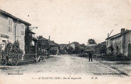 AUZAINVILLIERS-88-RUE DE BULGNEVILLE- - Autres Communes