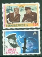 Turks & Caicos Is: 1974   Churchill Birth Centenary   MNH - Turks And Caicos