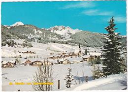 St. Martin Am Tennengebirge, 1000 M. (Lammertal) - (Salzburgerland, Austria) - Lofer