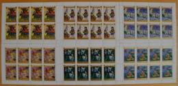 C625. Manama - MNH - Art - Andersen's Fairy Tales - Full Sheet - Wholesale - Arts