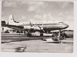 Vintage Rppc Silver City Airlines Handley Page HP.81 Hermes Aircraft - 1919-1938: Between Wars
