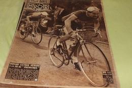 BUT Et CLUB Le Miroir Des Sports 11 Mai 1953 Cyclisme: Prix Du Pneumatique,Tour D'Italie, Patinage, Foot Reims Perd, Rug - Sport