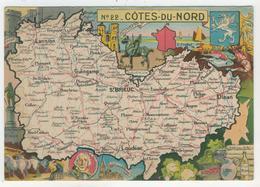 Côtes-du-Nord - N° 22 Par J.P. Pinchon - Illustrateurs & Photographes