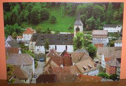 Evangelische Stadtkirche Sulz Am Neckar Germania Cartolina - Germania