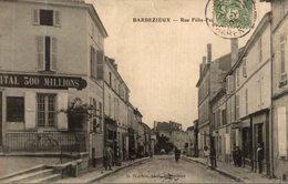 BARBEZIEUX RUE FELIX FAURE - France