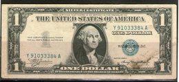 UN Dollar US_MORGENTHAU_propagande 41/42 En 2 Volets_bon état_(scan Volets Intérieurs Sur Demande) - Etats-Unis