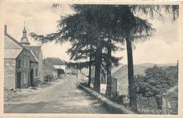 CPA - Belgique - Tellin - Route De Bouillon - Entrée Du Village - Tellin