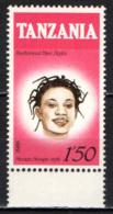 TANZANIA - 1987 - PETTINATURE: NUNGU NUNGU - MNH - Tanzania (1964-...)