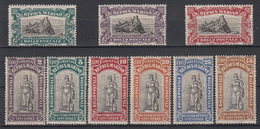SAN MARINO - Michel - 1918 - Nr 53/61 (MOOI) - MH* - Saint-Marin