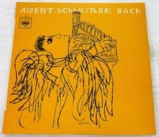 Albert SCHWEITZER ,  BACH, Toccata Et Préludes, Orgue - Classique