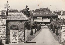 FLEURVILLE (71). Restaurant Chanel (Hotels & Restaurants), Entrée. Route Nationale N°6 - Other Municipalities