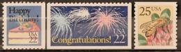 Etats Unis 1987: Messages, Neuf ** - Vereinigte Staaten