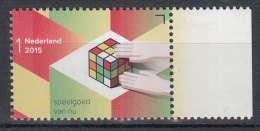 Nederland - 28 April 2015 - Speelgoed Van Nu - Rubik's Cube - Postfris/MNH - 2013-... (Willem-Alexander)