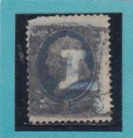 Etats-Unis  N° 50  -  1873 -  G.  WASHINGTON - Oblitérés - Usati