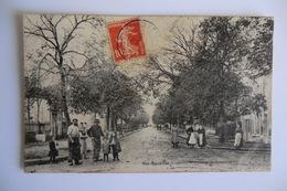 CPA 47 LOT ET GARONNE SAINTE BAZEILLE STE BAZEILLE. Avenue De Bordeaux. 1909. - France