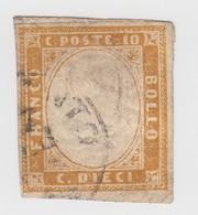 SARDAIGNE. 10c.  DIECI  / 5310 - Sardaigne