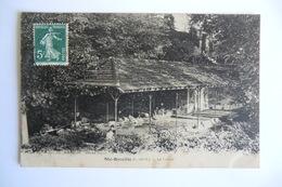 CPA 47 LOT ET GARONNE SAINTE BAZEILLE STE BAZEILLE. Le Lavoir. 1909. RARE. - Autres Communes