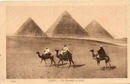 Gizeh.....pyramides - Gizeh