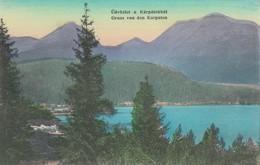 Postcard Gruss Von Den Karpaten Ukraine ? DAMAGED   My Ref  B13177 - Ukraine