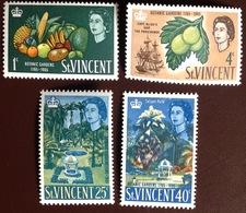 St Vincent 1965 Botanical Gardens MNH - St.Vincent (...-1979)