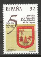 Spain 1997 - San Cristobal De La Laguna Ed 3516 (**) - 1931-Aujourd'hui: II. République - ....Juan Carlos I