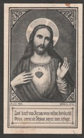 Dp-van  Der  Heyden-opbrakel 1871-nederbrakel 1923 - Images Religieuses