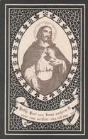 Dp-van  Der  Heijden-kieldrecht 1834-nieuw -namen 1904 - Imágenes Religiosas