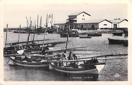 Afrique Tunisie GABES  Le Port - ( Editions  CAP C.AP 1)* PRIX FIXE - Tunisia