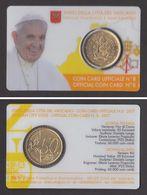 VATICANO 2017   COINCARD - Vatican