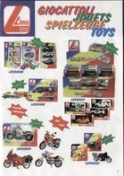 Catalogue LIMA JOUEF Giocattoli Jouets Toys 2002 - En Italien, Français, Allemand Et Anglais - Livres Et Magazines