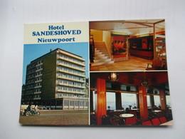 CP Nieuwpoort - Hotel Sandeshoved - Nieuwpoort