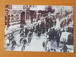 Militaires En Vélos (photos) - Véhicules