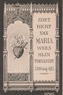 Dp-hoet-gits 1809-lichtervelde1885 - Images Religieuses