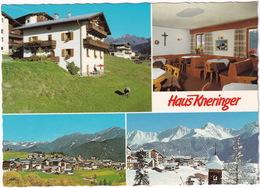 Serfaus: Frühstückpension 'Haus Kneringer' - (Tirol, Austria) - Landeck
