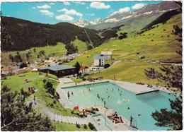 Alpenschwimmbad Serfaus 1427 M - (Tirol, Austria) - Landeck