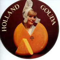 Sticker Autocollant Holland Gouda Kaas - Autocollants