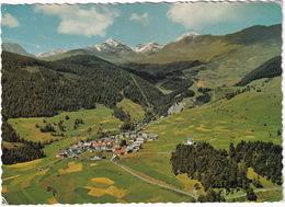 Serfaus (1427 M), Mit Furgler (3007 M)  Tirol - (Austria) - Landeck