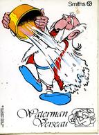 Sticker Autocollant Asterix Druide Panoramix Waterman Verseau Smiths - Autocollants