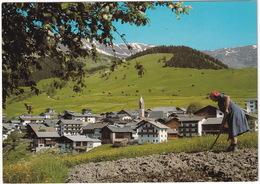 Motiv Aus Serfaus (1427 M),  Oberinntal/Tirol - (Austria) - Landeck