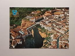 Ronda, Luftaufnahme (gelaufen, 1994); H27 - Spanien