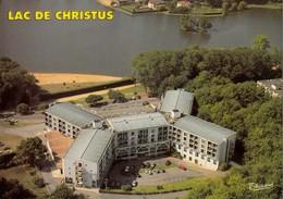 40 Saint Paul Les Dax Lac De Christus L'Hotel Du Lac (2 Scans) - Francia
