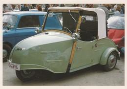 Meyra 55-1950, Small Cars - Non Classificati