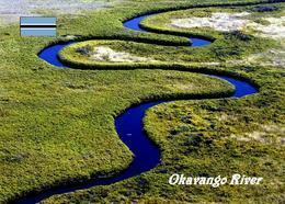 Botswana Okavango Delta UNESCO New Postcard - Botsuana
