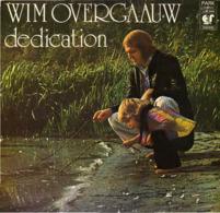 * LP *  Wim Overgaauw - Dedication - Jazz