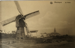 Wenduine - Wenduine // De Molen - Moulin 19?? - Wenduine