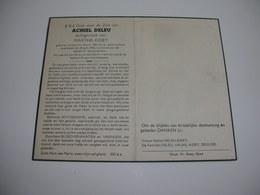 Achiel Deleu (Esen 1881-Esen 1950);Kidey - Andachtsbilder