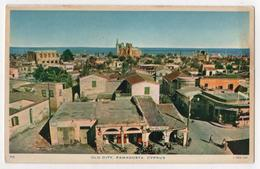 CYPRUS CHYPRE FAMAGUSTA Old City Raphael Tuck Postcard - Cyprus