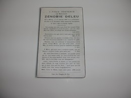 Zénobie Deleu (Menin 1882-Menin 1948) - Andachtsbilder